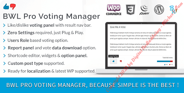 BWL Pro Voting Manager