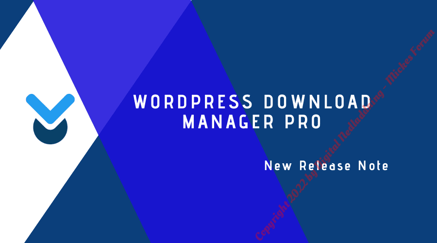 WordPress Download Manager Pro